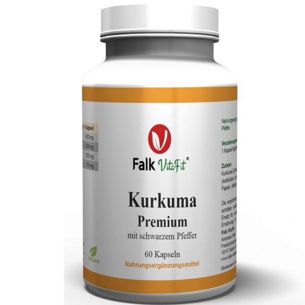Kurkuma Premium Kapseln