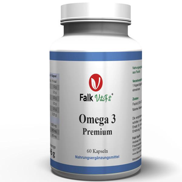 Omega-3 Premium Kapseln