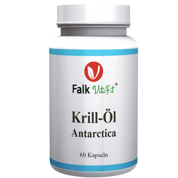 Krill Öl Kapseln